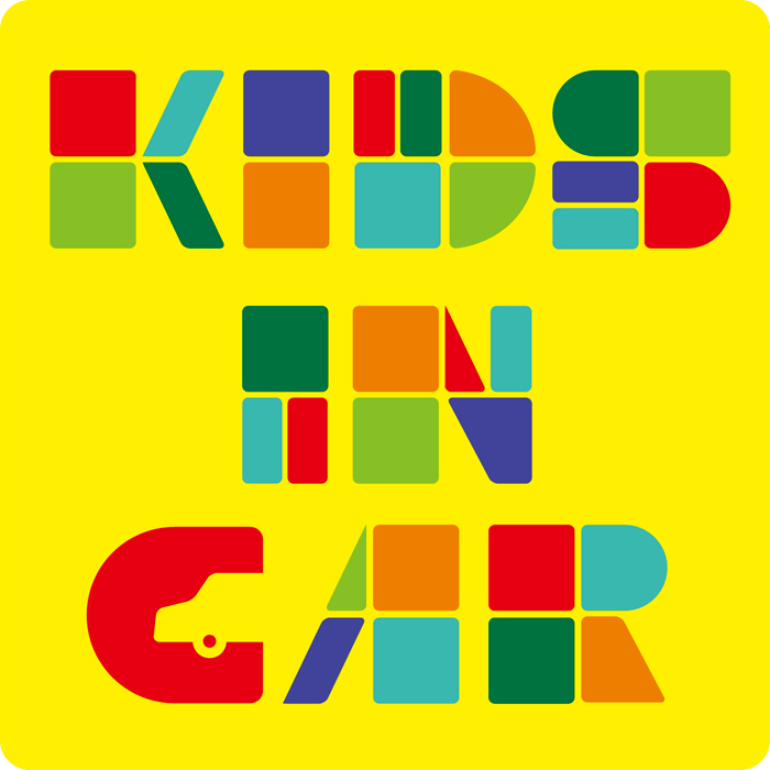 kidsincar-yellow